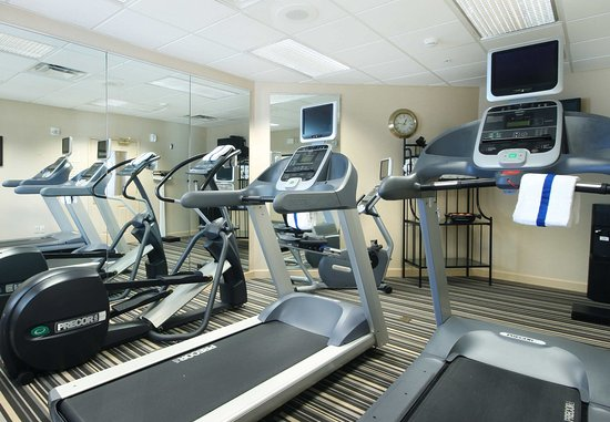 Residence Inn Houston The Woodlands/Market Street: Fitness Center