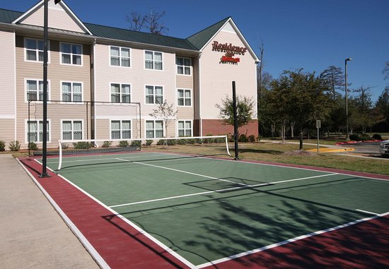 Residence Inn Houston The Woodlands/Market Street: Sport Court®