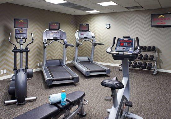 Residence Inn Saginaw: Fitness Center