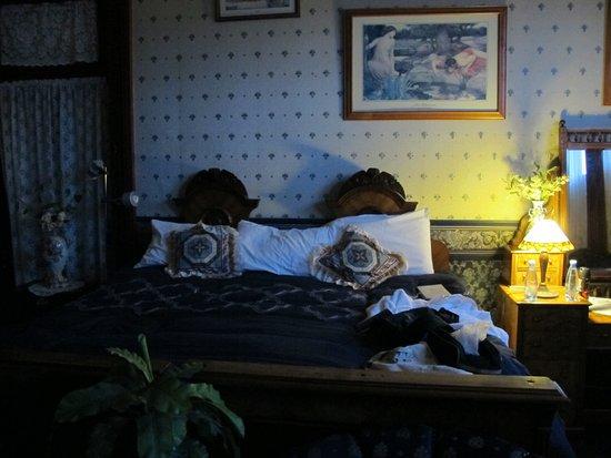 Stannum House Blue Room