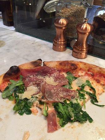 คอตตันวูด, อาริโซน่า: Pizzeria Bocce