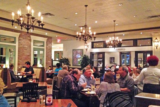 Copeland S Of New Orleans Comfortable But More Upscale Than Typical Area Restaurants