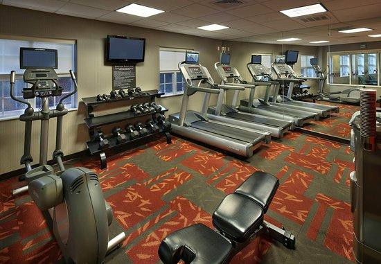 Residence Inn Danbury: Fitness Center