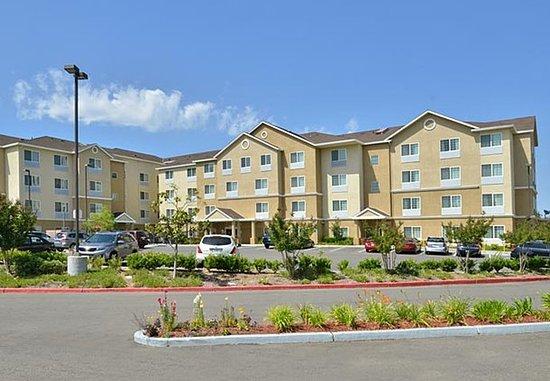 加利福尼亞州展覽中心萬豪唐普雷斯套房飯店