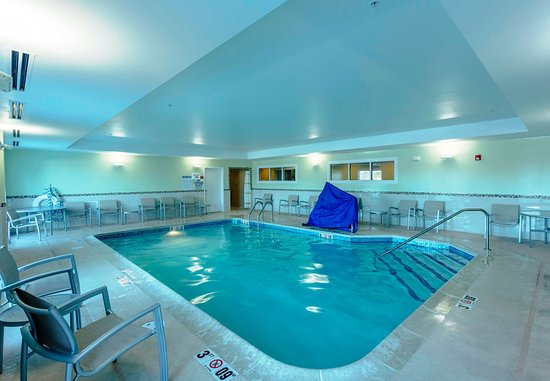 Devens, MA: Indoor Pool