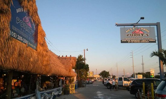 Porky's Bayside - Restaurant and Marina, Marathon - Menu, Prices &  Restaurant Reviews - TripAdvisor