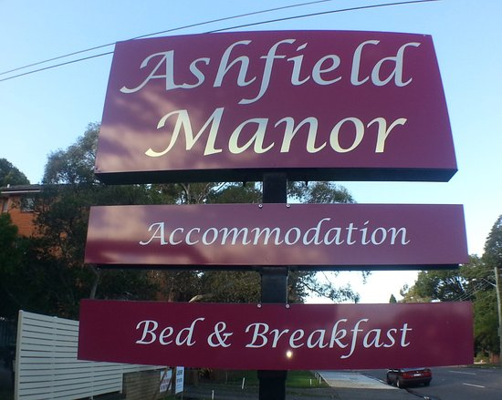 Photo of Ashfield Manor Sydney