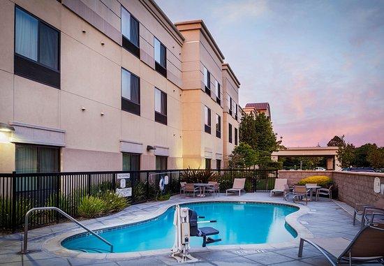 Modesto, Kalifornien: Outdoor Pool