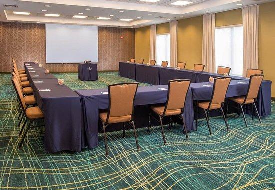 SpringHill Suites Hagerstown: Meeting Room - U-Shape Setup
