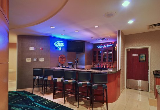 Irving, TX: Lobby Bar
