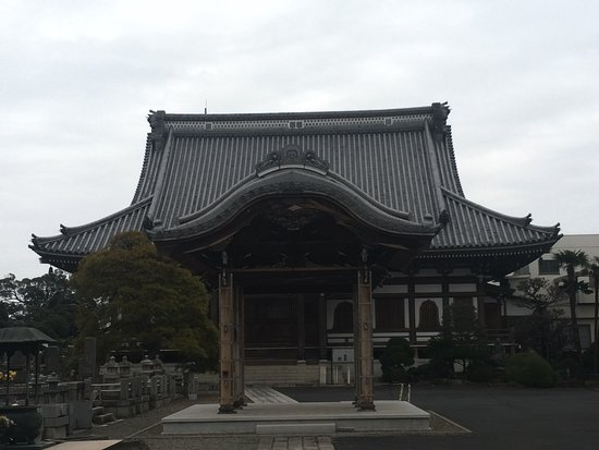 Shinryu-ji Temple