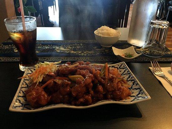 Thai Chef's Restaurant New Plymouth : photo0.jpg