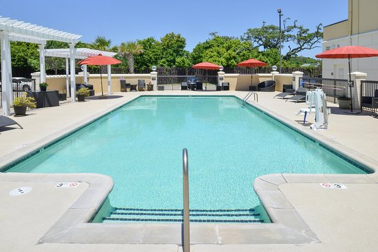 Hampton Inn & Suites Atlantic Beach: Pool