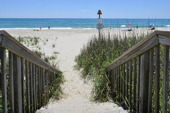 Hampton Inn & Suites Atlantic Beach: Nearby Beach