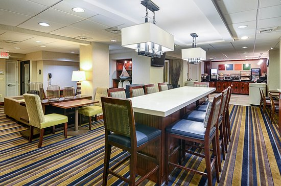 Comfort Inn Downtown DC / Convention Center : Breakfast Area