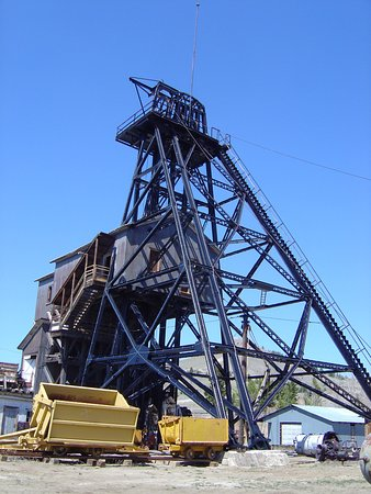 Butte, MT: Orphan Girl Mine