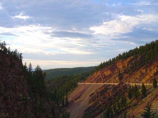 Butte, Монтана: Pintlar Scenic Byway