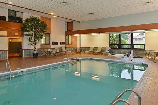 Butte, MT: Pool Area