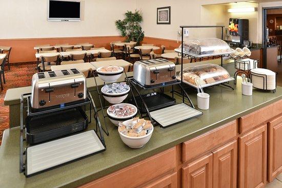 Butte, MT: Breakfast Buffet
