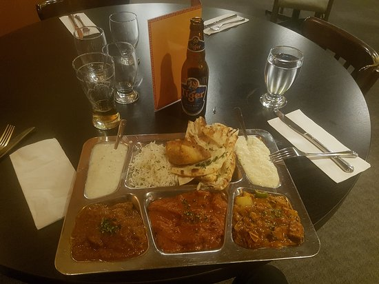 Maurya's Fine Indian Cuisine: 20161222_211606_large.jpg