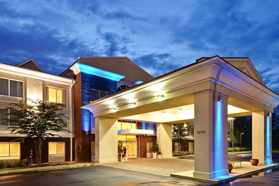 Holiday Inn Express Hotel & Suites - Daphne-Spanish Fort : Hotel Exterior