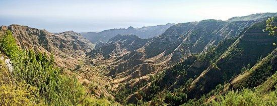 долина  Benchijigua