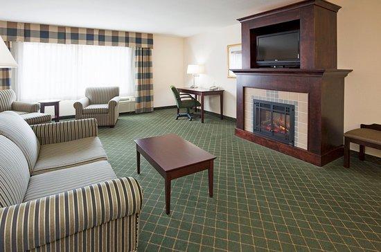 Marshfield, WI: Executive Suite