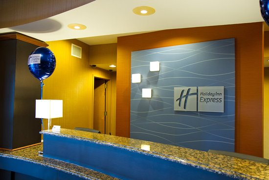ไวน์แลนด์, นิวเจอร์ซีย์: Welcome to Our Newly Renovated Holiday Inn Express