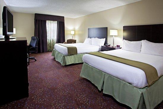 홀리데이 인 익스프레스 호텔 앤드 스위트 피츠버그 에어포트