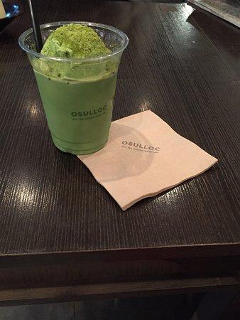 O'sulloc Tea House Myeongdong: photo1.jpg