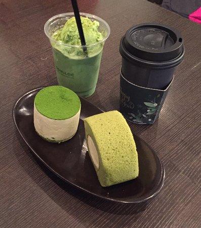 O'sulloc Tea House Myeongdong: photo2.jpg