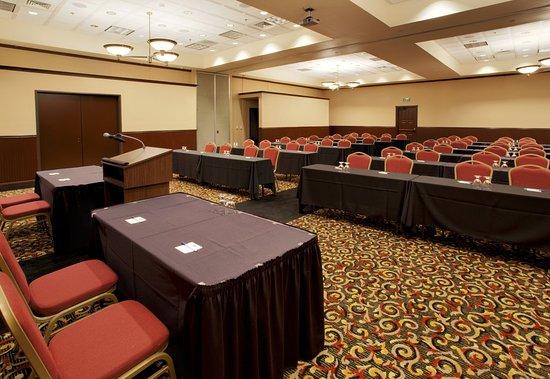 Grass Valley Hotel, Ballroom