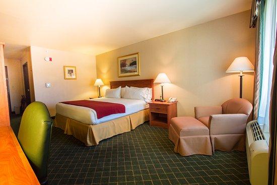 Grass Valley, CA: King Standard Guest Room