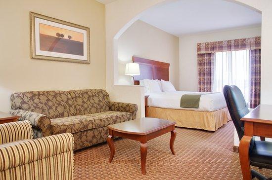 Center, Teksas: 1 King Bed Suite