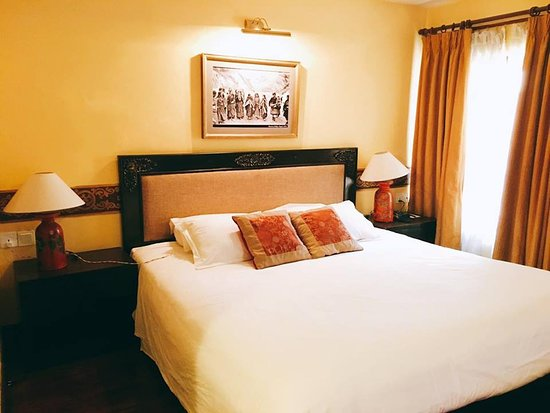 Hotel Tibet International Image