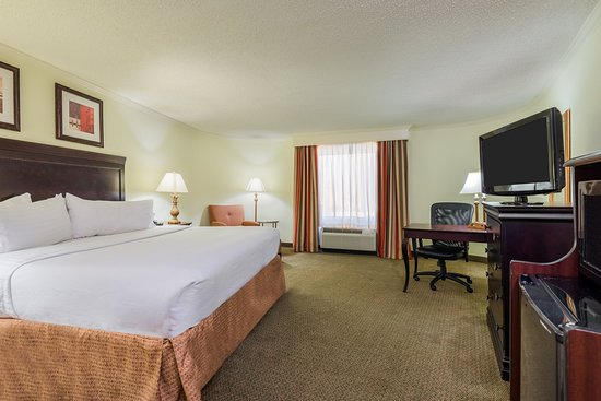 Holiday Inn - Mobile Downtown/Historic District: Comfortable King Guest Room
