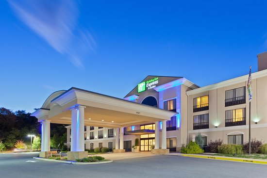 Holiday Inn Express Hotel & Suites Winchester: Welcome to the Holiday Inn Express Winchester, VA!