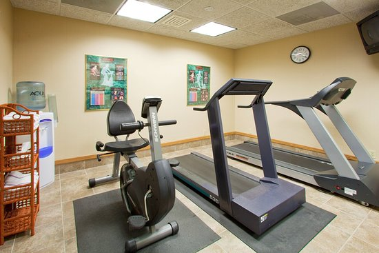 Warsaw, IN: Fitness Center