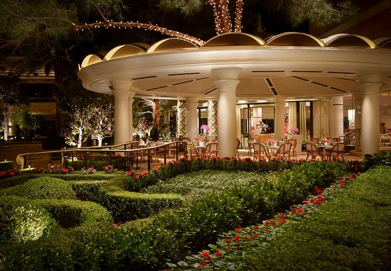 Wynn las vegas updated 2017 prices hotel reviews nv for Jardin encore