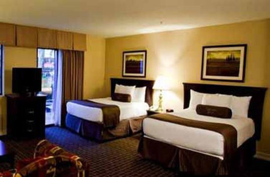 Tuscany Suites & Casino: Executive Double Suite