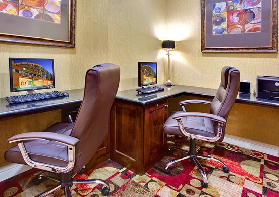 Φούλερτον, Καλιφόρνια: Our spacious Business Center