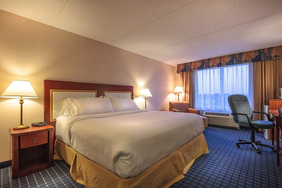 Holiday Inn Express Hotel & Suites Belleville : King Executive Guest Room