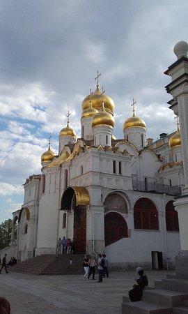 Mariä-Verkündigungs-Kathedrale (Blagoweschtschenski Sobor): Blagovestenski sabor