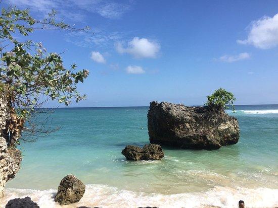 Melia Bali Indonesia: Padang Padang Beach