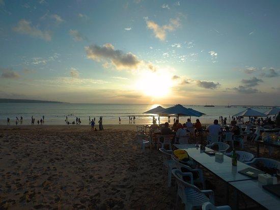 Melia Bali Indonesia: Fisch Restaurant in Jimbaran