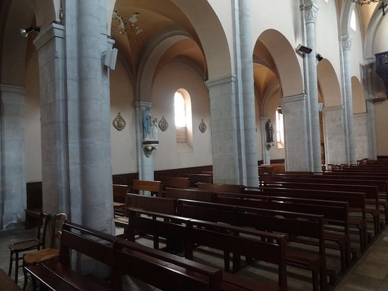Église Saint-Barthélémy, Orthez (Pyrénées-Atlantiques, Nouvelle-Aquitaine), France.
