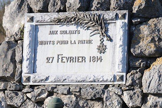 Monument a la Bataille d'Orthez.