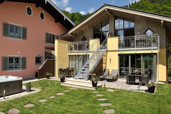 Ferienparadies Alpengluhn