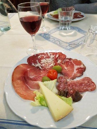 Goriano Sicoli, Italia: La Pasquina