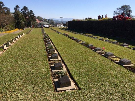 Kohima War Cemetery: war cemetery